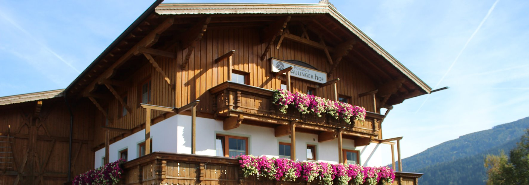 …unique holiday experiences at Paulingerhof…